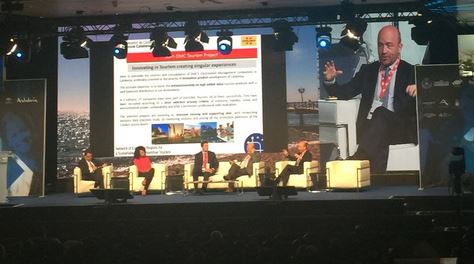 Four Regional Examples on Talent Development in Tourism presented at the 2nd UNWTO Global Conference