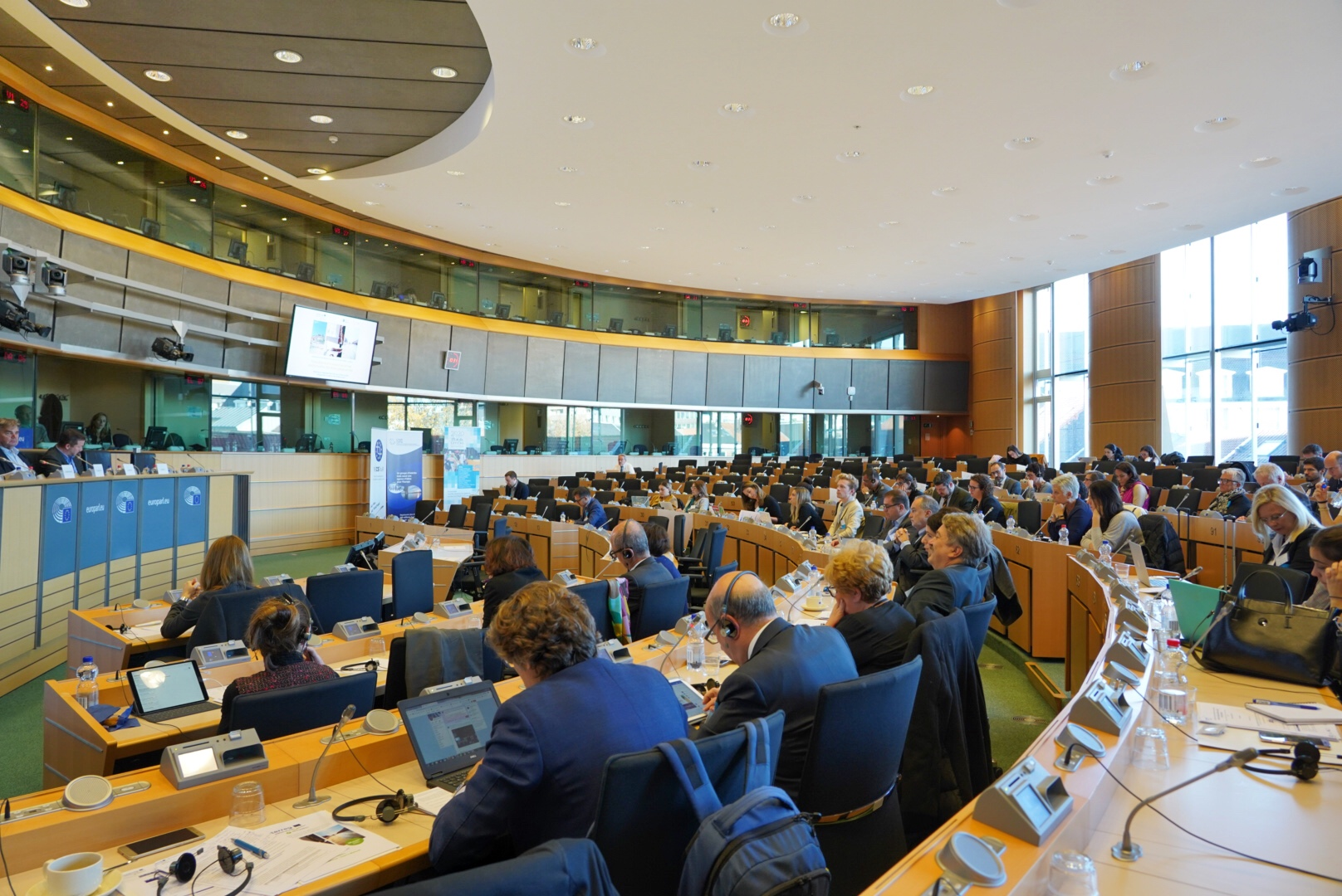 NECSTouR leads an Inspirational Debate Towards Sustainable Coastal and Maritime Tourism Communities at the European Parliament