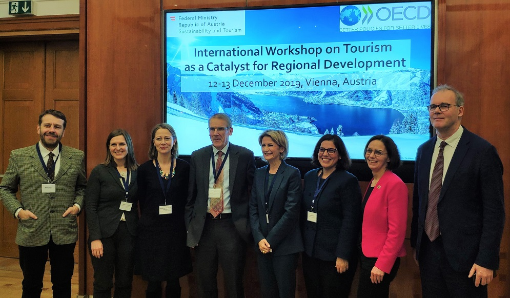 Vastra Gotaland Defends Sustainable Tourism As A Catalyst For Regional Development During Oecd Workshop Necstour