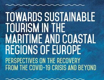 "Webinar ""Towards Sustainable Tourism in the Maritime and Coastal Regions of Europe"""
