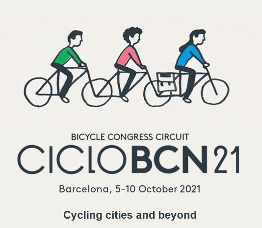 EuroVelo & Cycling Tourism Conference Barcelona 2021