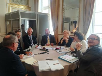 NECSTouR Contributes to the EU Cruise Dialogue for the North Sea, the Atlantic and the Arctic