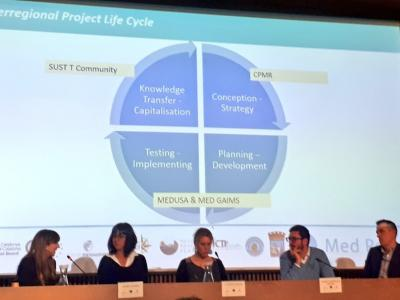 NECSTouR Invited to Establish Synergies at the Inaugural Conference of MED PEARLS Project in Barcelona