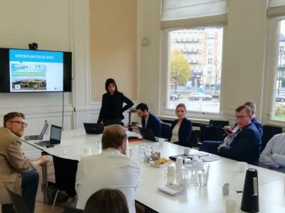 NECSTouR Met the Municipal Council of Ringkøbing-Skjern to Discuss Opportunities and Next Steps