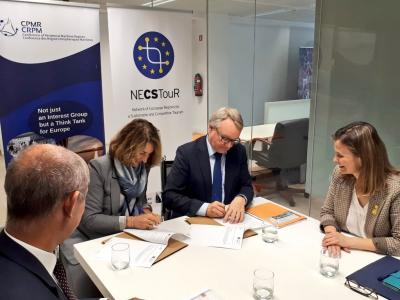 NECSTouR and CPMR Take Steps Towards for Future Collaboration on European Tourism Policy and Strategies