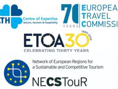 NECSTouR in a New Partnership to Focus on Sustainable Tourism in Europe