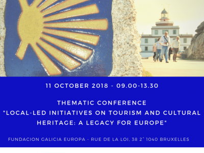 "Thematic Conference ""Local-Led Initiatives on Tourism and Cultural Heritage: a Legacy for Europe"""