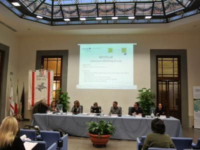 Third Project Meeting of MITOMED+ in Florence: Informed Decision Making in Sustainable Development of Tourism