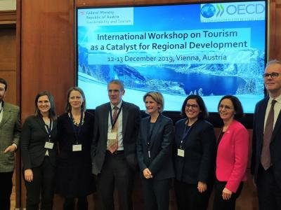 Västra Götaland Defends Sustainable Tourism as a Catalyst for Regional Development during OECD Workshop