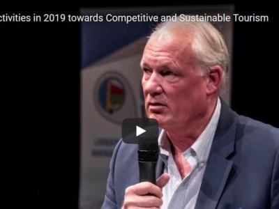VIDEO: NECSTouR Activities in 2019 towards Competitive and Sustainable Tourism