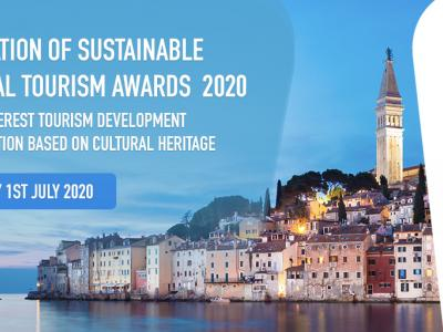 Destination of Sustainable Cultural Tourism Awards 2020