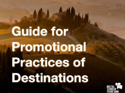Guide for Promotional Practices of Destinations
