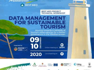 BEST MED: Data Management for Sustainable Tourism