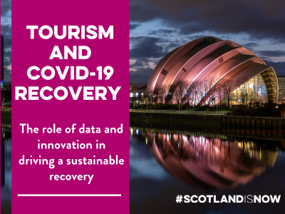 Scotland House event: Tourism and the COVID-19 recovery